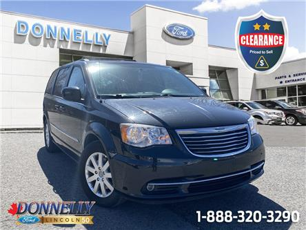 2013 Chrysler Town & Country Touring (Stk: CLDUR6660A) in Ottawa - Image 1 of 28