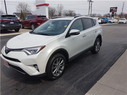2017 Toyota RAV4 Limited (Stk: 619141) in Sarnia - Image 1 of 4