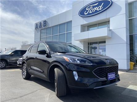 2020 Ford Escape Titanium (Stk: A6127) in Perth - Image 1 of 17