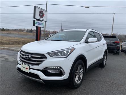 2018 Hyundai Santa Fe Sport  (Stk: 68701) in Sudbury - Image 1 of 17