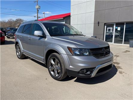 2017 Dodge Journey Crossroad (Stk: 14780) in Regina - Image 1 of 26
