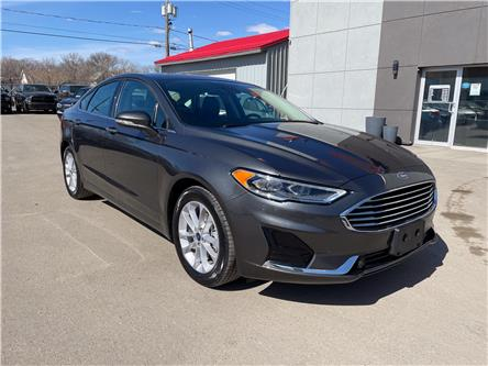 2020 Ford Fusion Hybrid SEL (Stk: 14884) in Regina - Image 1 of 26