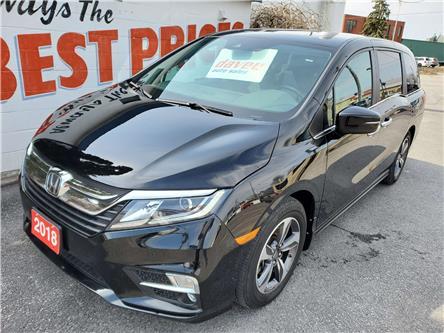 2018 Honda Odyssey EX-L (Stk: 21-160) in Oshawa - Image 1 of 17