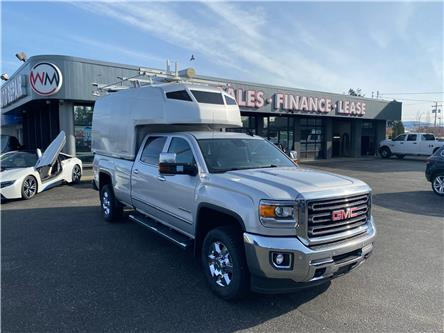 2016 GMC Sierra 3500HD SLT (Stk: 16-136874) in Abbotsford - Image 1 of 23