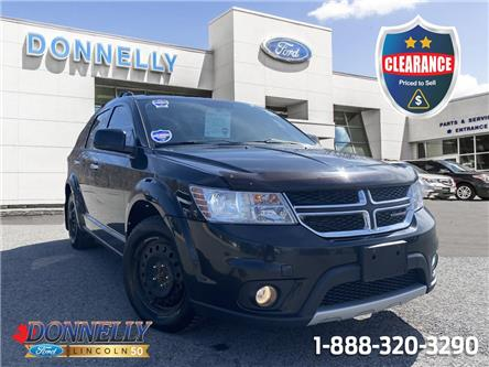 2013 Dodge Journey R/T (Stk: CLDU6754A) in Ottawa - Image 1 of 25