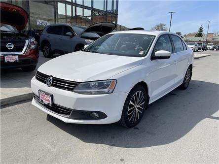2013 Volkswagen Jetta 2.5L Highline (Stk: T20300B) in Kamloops - Image 1 of 24