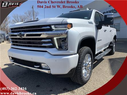 2021 Chevrolet Silverado 3500HD High Country (Stk: 225919) in Brooks - Image 1 of 21