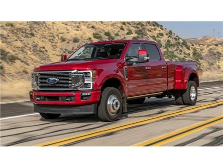 2021 Ford F-350 King Ranch (Stk: 21138) in Wilkie - Image 1 of 7