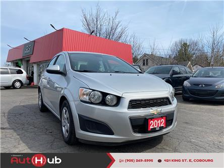2012 Chevrolet Sonic LS (Stk: ) in Cobourg - Image 1 of 20