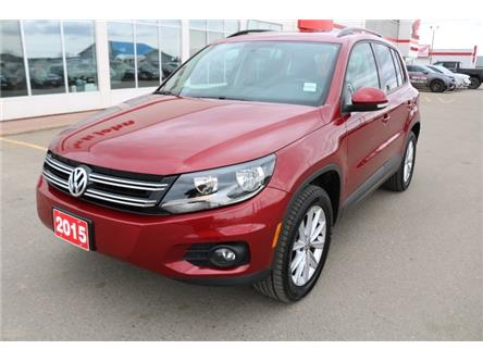 2015 Volkswagen Tiguan Highline (Stk: U1231) in Fort St. John - Image 1 of 20