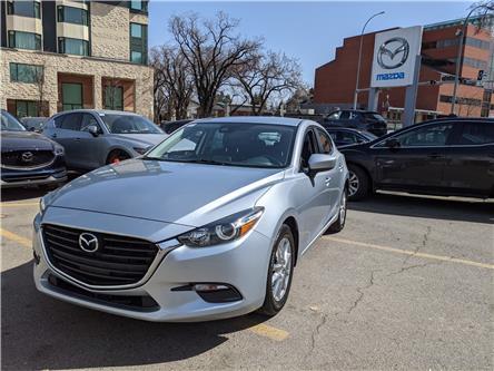 2017 Mazda Mazda3 Sport GS (Stk: NT3263A) in Calgary - Image 1 of 17