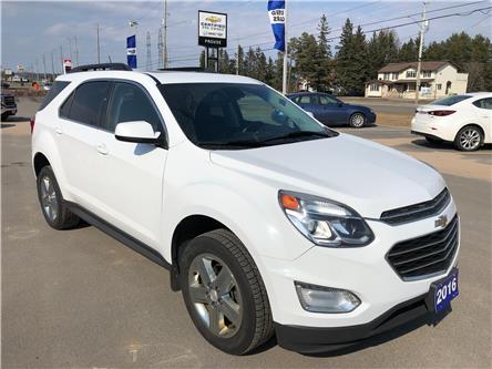 2016 Chevrolet Equinox 1LT (Stk: 11564) in Sault Ste. Marie - Image 1 of 14