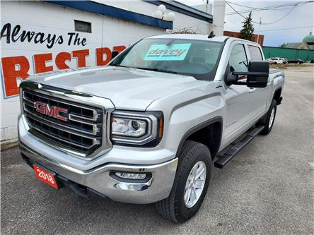 2018 GMC Sierra 1500 SLE (Stk: 21-152) in Oshawa - Image 1 of 13