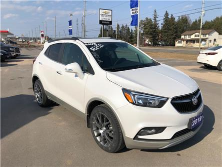 2019 Buick Encore Sport Touring (Stk: 11519) in Sault Ste. Marie - Image 1 of 18