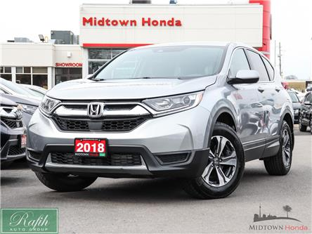 2018 Honda CR-V LX (Stk: 2210798A) in North York - Image 1 of 27
