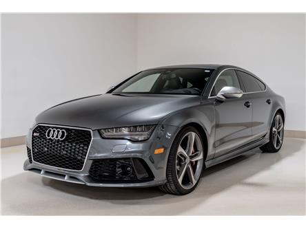 2016 Audi RS 7 4.0T (Stk: ARUC429) in Calgary - Image 1 of 16