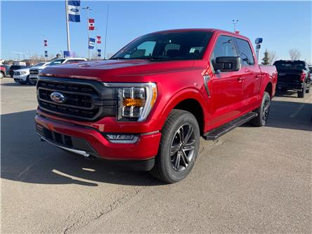 2021 Ford F-150 XLT (Stk: M-400) in Calgary - Image 1 of 5