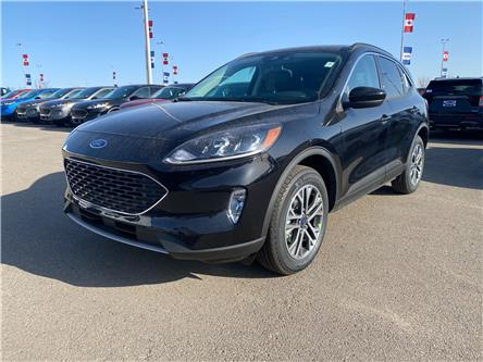 2021 Ford Escape SEL (Stk: M-534) in Calgary - Image 1 of 5