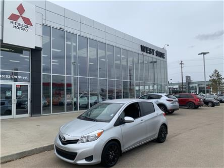 2014 Toyota Yaris LE (Stk: T20212A) in Edmonton - Image 1 of 20