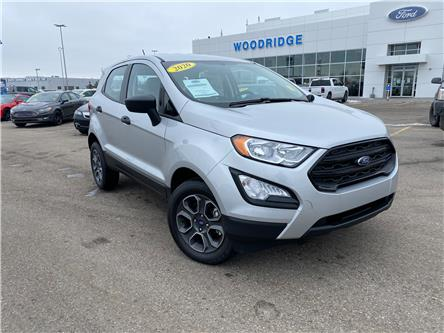 2020 Ford EcoSport S (Stk: 17780) in Calgary - Image 1 of 20