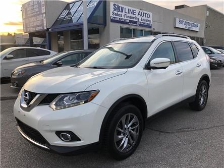 2015 Nissan Rogue SL (Stk: ) in Concord - Image 1 of 19