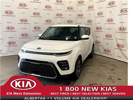 2020 Kia Soul EX Limited (Stk: 22717A) in Edmonton - Image 1 of 29