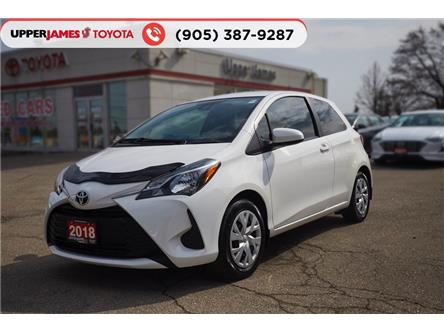 2018 Toyota Yaris CE (Stk: 66205) in Hamilton - Image 1 of 19