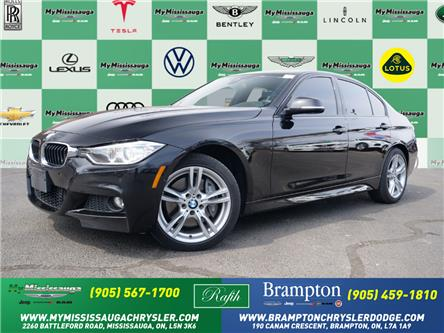 2015 BMW 328i xDrive (Stk: 1285A) in Mississauga - Image 1 of 26