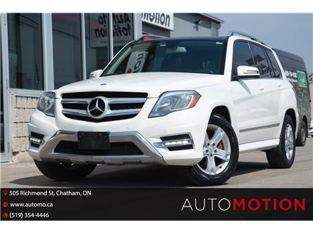2014 Mercedes-Benz Glk-Class Base (Stk: T2142) in Chatham - Image 1 of 25