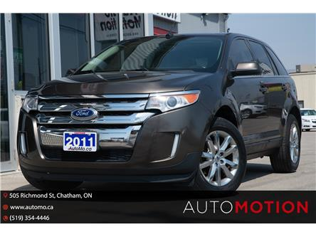 2011 Ford Edge Limited (Stk: 21489) in Chatham - Image 1 of 26