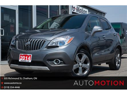 2014 Buick Encore Convenience (Stk: 21394) in Chatham - Image 1 of 23