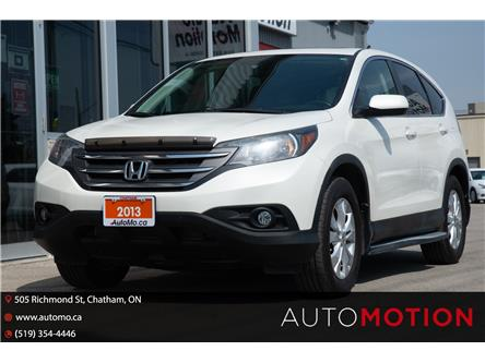2013 Honda CR-V EX-L (Stk: 21472) in Chatham - Image 1 of 25