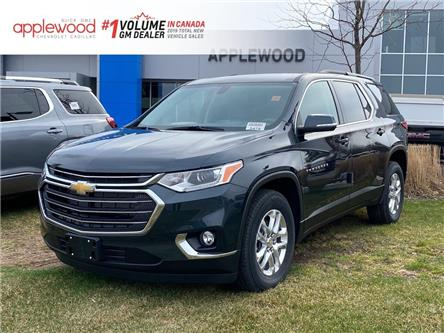 2021 Chevrolet Traverse LT Cloth (Stk: T1T010) in Mississauga - Image 1 of 5