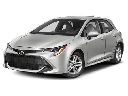 2021 Toyota Corolla Hatchback CVT (Stk: N06621) in Goderich - Image 1 of 9