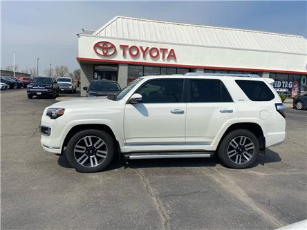 2018 Toyota 4Runner SR5 (Stk: 2104771) in Cambridge - Image 1 of 21