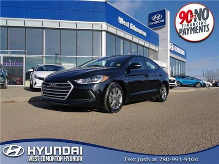 2018 Hyundai Elantra GL (Stk: E5599) in Edmonton - Image 1 of 20