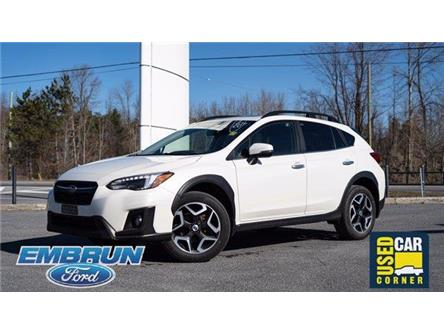 2018 Subaru Crosstrek Limited (Stk: U2199) in Embrun - Image 1 of 21