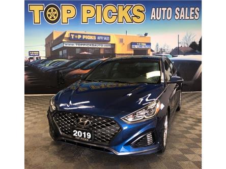 2019 Hyundai Sonata ESSENTIAL (Stk: 785723) in NORTH BAY - Image 1 of 28