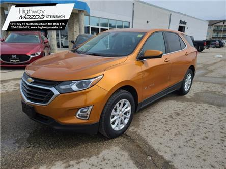 2019 Chevrolet Equinox LT (Stk: A0330) in Steinbach - Image 1 of 24