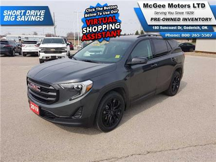 2019 GMC Terrain SLE (Stk: 205429) in Goderich - Image 1 of 28