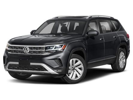 2021 Volkswagen Atlas 3.6 FSI Execline (Stk: 371SVN) in Simcoe - Image 1 of 9