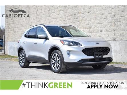 2020 Ford Escape Titanium (Stk: B7145) in Kingston - Image 1 of 24