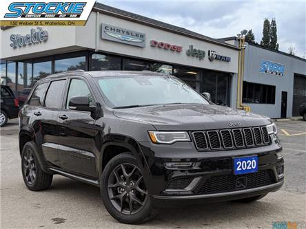 2020 Jeep Grand Cherokee Limited (Stk: 36210) in Waterloo - Image 1 of 28