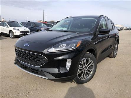 2021 Ford Escape SEL (Stk: ES21336) in Barrie - Image 1 of 21
