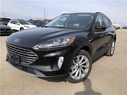 2021 Ford Escape Titanium (Stk: ES21318) in Barrie - Image 1 of 25