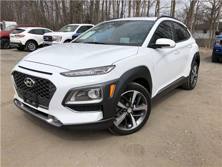 2018 Hyundai Kona 1.6T Ultimate (Stk: BR21184A) in Barrie - Image 1 of 23