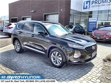 2019 Hyundai Santa Fe Luxury (Stk: H6413A) in Toronto - Image 1 of 30