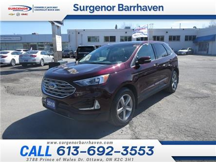 2019 Ford Edge SEL (Stk: 210216A) in Ottawa - Image 1 of 32