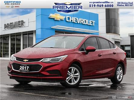 2017 Chevrolet Cruze LT Auto (Stk: P19751) in Windsor - Image 1 of 27