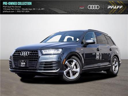 2019 Audi Q7 55 Technik (Stk: C8249) in Vaughan - Image 1 of 22